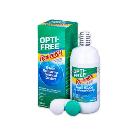 OPTI-FREE RepliSH 300 ml