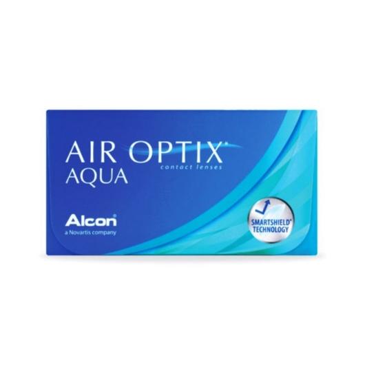 Air Optix Aqua 3db - havi kontaktlencse