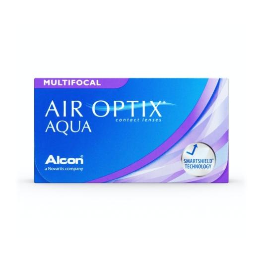 Air Optix Aqua Multifocal 3 db