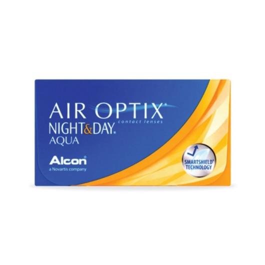 Air Optix Night & Day Aqua 3db - havi kontaktlencse