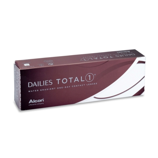 Dailies Total 1 30 db - napi kontaktlencse