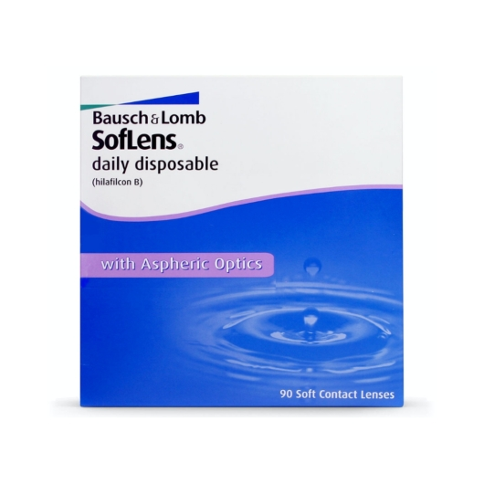 SofLens Daily Disposable 90 db