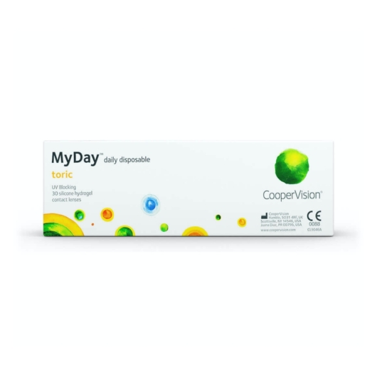 MyDay Daily Disposable Toric 30 db