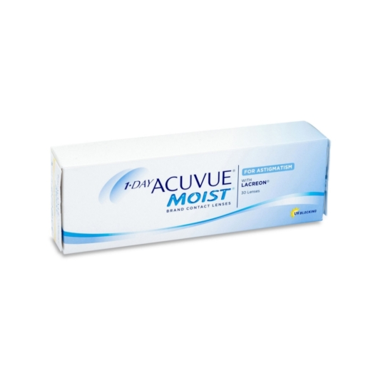 1 Day Acuvue Moist for Astigmatism 30 db