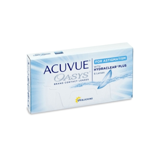 Acuvue Oasys for Astigmatism 6 db