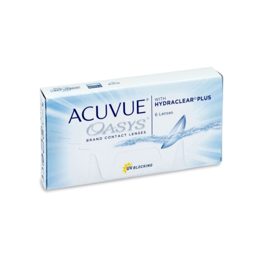 Acuvue Oasys with Hydraclear Plus 6 db