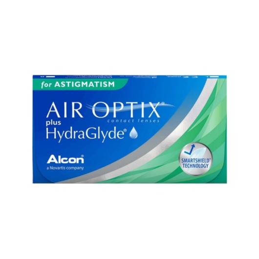 Air Optix Plus HydraGlyde for Astigmatism 3 db