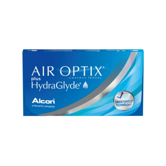 Air Optix Plus Hydraglyde 3db - havi kontaktlencse
